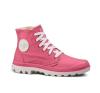 Palladium Blanc Hi - rózsaszín női cipő