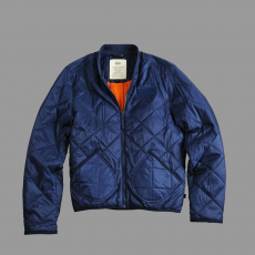 Alpha Industries Pack Jacket - replica blue