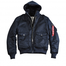 Alpha Industries MA-1 D-Tec VF - replica blue