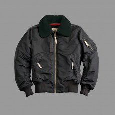 Alpha Industries Injector III - fekete