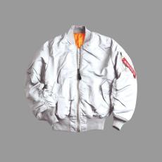 Alpha Industries MA-1 - fehér