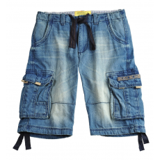 Alpha Industries Jet Denim - vintage denim