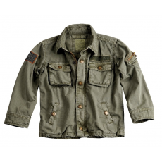 Alpha Industries Operator Kids - light olive