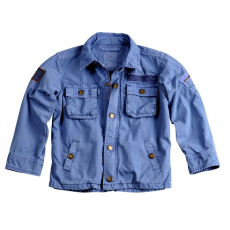 Alpha Industries Operator Kids - kék