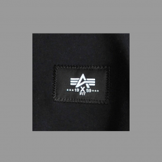 Alpha Industries X-Fit Basic Zip Hoody - fekete