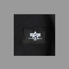 Alpha Industries X-Fit Basic Hoody - fekete