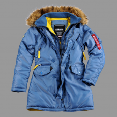 Alpha Industries PPS N3B Női - arctic blue