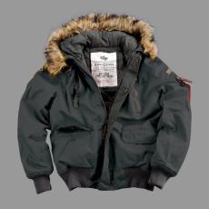 Alpha Industries Mountain Jacket - replica grey