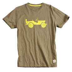Alpha Industries Willys T - olive