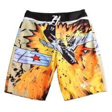 Alpha Industries Crash Swim Short - all over print