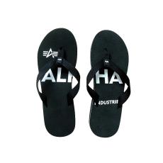 Alpha Industries Flip Flops II - fekete