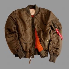 Alpha Industries MA-1 VF 59 - barna