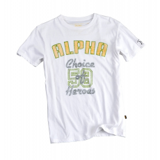Alpha Industries Inside Out T - fehér