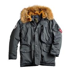Alpha Industries Polar Jacket - replica grey
