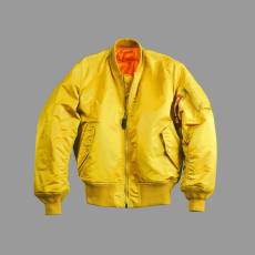 Alpha Industries MA-1 - sárga