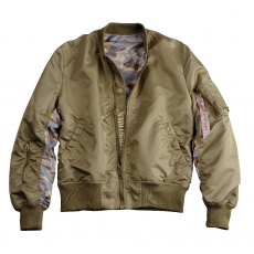 Alpha Industries MA-1 Reversible Camo - stratos