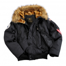 Alpha Industries Polar Jacket SV Wmn - fekete