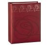 Hama 94679 Wild Rose Memo album 10x15 200db (bordó) fényképalbum