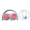 Somogyi Elektronic Sal HPH 5/P Sztereo fejhallgató rózsaszín 911942