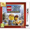 Nintendo 3DS LEGO City Undercover: The Chase Begins Select játékszoftver (NI3S4300)