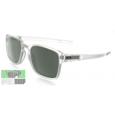 OAKLEY Latch Square Matte Clear Dark Gray