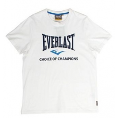 Everlast Tee Choice of Champions White