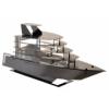 Lian Li PC-Y6B Odyssey Yacht Mini-ITX ház - fekete