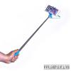 CELLY mini selfie bot,jack csatlakozós,Kék