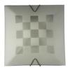 Szarvasi Rita mennyezet lámpa, fehér, 2x60W, E27, FV-388-8 BV