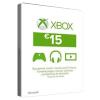Microsoft XBOX 360 LIVE CSV 15 Euro