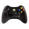 Microsoft Xbox 360 vezeték nélküli vezérlő közös WIN USB fekete