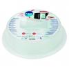 WPRO Mûanyag fedél segít tisztán tartani a mikrohullámú sütõ belsejét PLL003