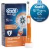 Oral-B Elektromos fogkefe narancssárga 400