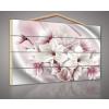 Orchidea fatábla kép 70x50 cm