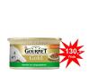Purina Gourmet Gold nyúl & sárgarépa szószban 24*85g macskaeledel