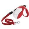 Ferplast Amigo flexipóráz Long, piros-fehér