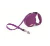 Flexi Classic Compact2 flexipóráz M, 5m, lila nyakörv, póráz, hám kutyáknak