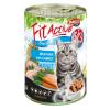 Panzi Fit Active Cat Meat-Mix konzerv 12*415g