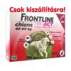 Frontline Tri-Act 40-60kg, 3 ampulla/doboz