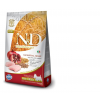 NATURAL&DELICIOUS N&D Low Grain Adult Mini gránátalmával, 2,5kg
