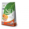 NATURAL&DELICIOUS N&D Grain Free Adult tőkehal, narancs 2,5kg