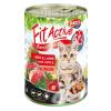 Panzi Fit Active Kitten Beef & Lamb konzerv 12*415g