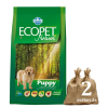 Ecopet Natural Puppy Medium 2*14kg