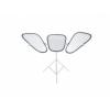 Lastolite Triflector MKII Silver/White derítőlap KIT