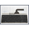 Asus N50VN fekete magyar (HU) laptop/notebook billentyűzet