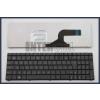 Asus K55D fekete magyar (HU) laptop/notebook billentyűzet