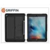 GRIFFIN Apple iPad Pro 12.9 ütésálló védőtok - Griffin Survivor Slim - black/black