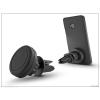 Univerzális Univerzális szellőzőrácsba illeszthető mágneses PDA/GSM autós tartó - állítható fejjel
