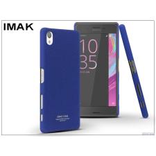 IMAK Sony Xperia X (F5121) hátlap - IMAK Sandstone Super Slim - kék tok és táska