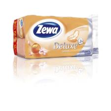 ZEWA Deluxe Aqua Tube 3 rétegű toalettpapír barack 16db fürdőszoba kiegészítő